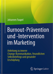 Burnout-Prävention Springer Gabler